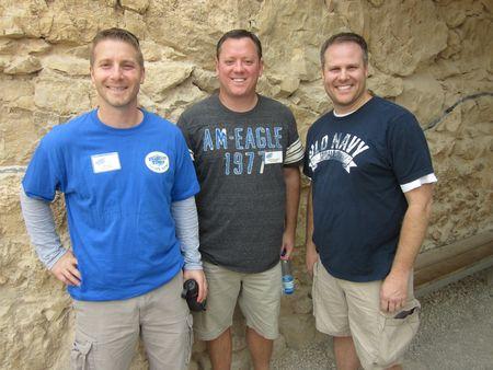 Day 05 - 15-Climbing Masada