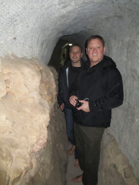 Day 07 - 10-Hezekiah's Tunnel