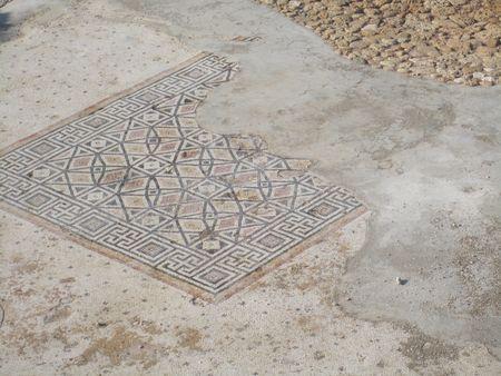 Day 02 - 08-Herod's Mosaic