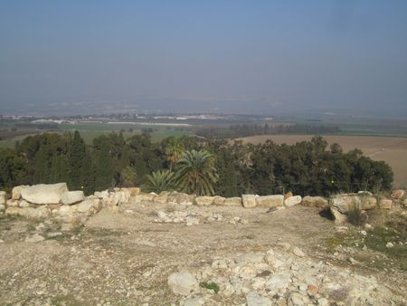 Day 02 - 30-Megiddo to Jezreel Valley