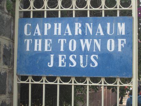 Day 03 - 07-Capharnaum
