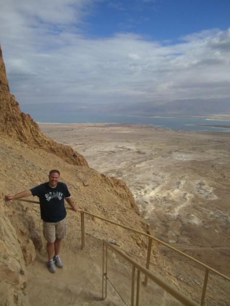 Day 05 - 07-Climbing Masada