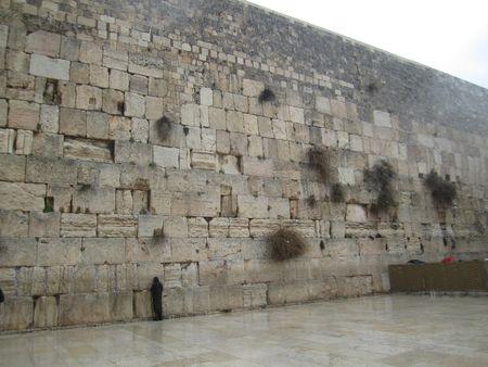 Day 07 - 15-Western Wall