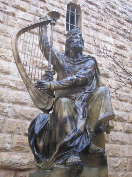 Day 08 - 05-David Statue