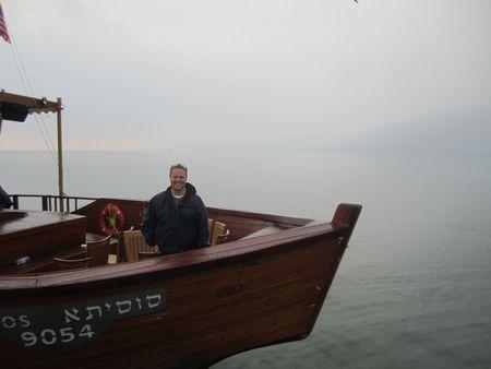 Day 04 - 04-Sea of Galilee