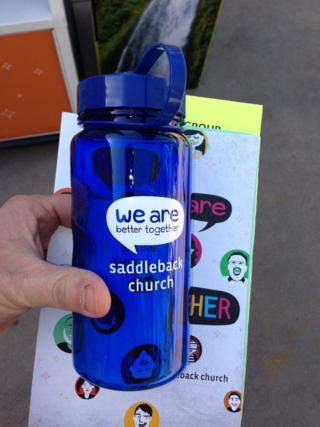 Saddleback Water Bottle